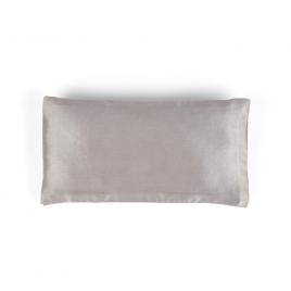 Jedwabna poduszeczka z siemieniem lnianym i lawendą